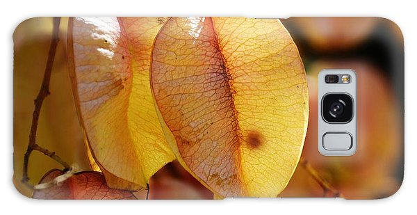 Leaves Hang For Fall-gerorgia Galaxy Case