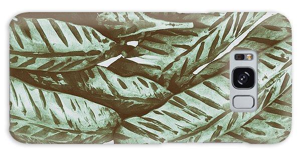 Leaves No. 3-1 Galaxy Case