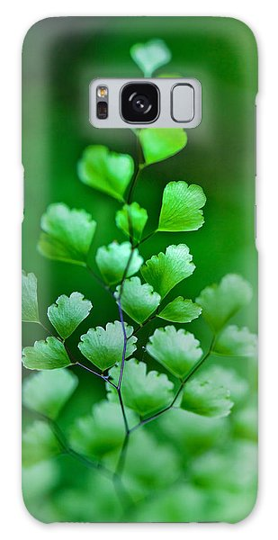 New Leaf Galaxy Case - Leaves Rising by Az Jackson