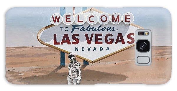Leaving Las Vegas Galaxy Case by Scott Listfield