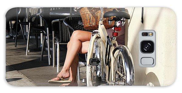 Leg Power - On Montana Avenue Galaxy Case