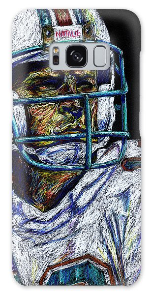 Sport Art Galaxy Case - Legend by Maria Arango