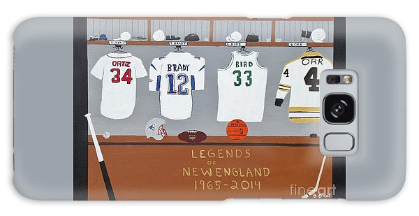 Legends Of New England Galaxy Case