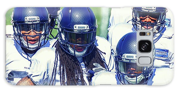 Legion Of Boom Galaxy Case