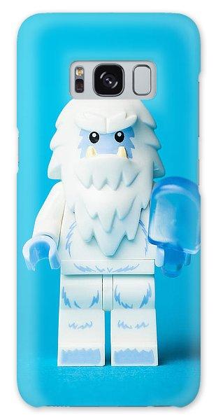 Myth Galaxy Case - Lego Yeti by Samuel Whitton