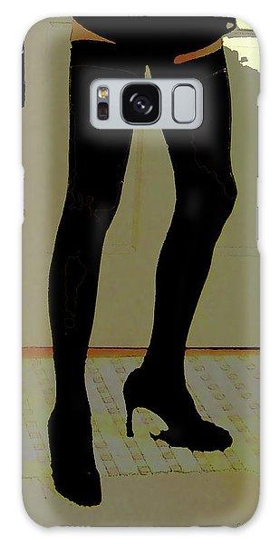 Legs 2 Galaxy Case