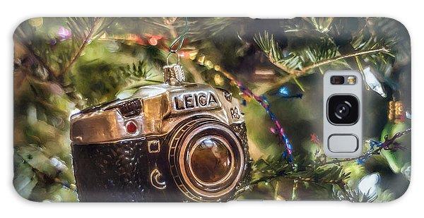 Leica Christmas Galaxy Case