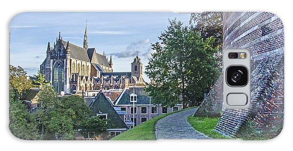 Leiden, The Church And The Castle Galaxy Case