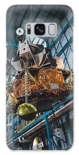 Lem On Display Galaxy Case by David Collins