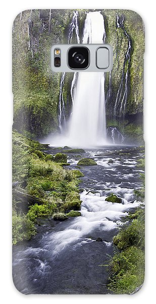Lemolo Falls Galaxy Case