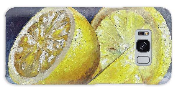 Galaxy Case - Lemon by Irek Szelag
