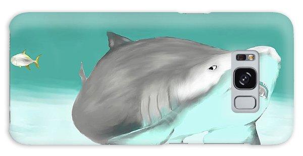 Lemon Shark Galaxy Case