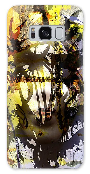 Lemon To Wounds  Galaxy Case by Jerry Cordeiro