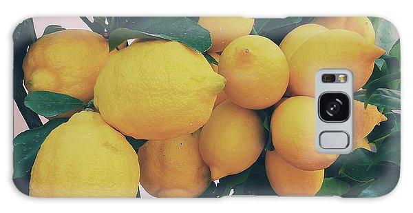 Lemon Tree Galaxy Case