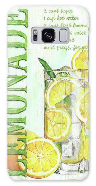 Glass Galaxy Case - Lemonade by Debbie DeWitt