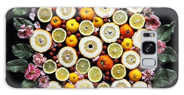 Lemonade Vibes Galaxy Case