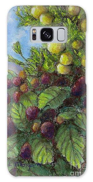 Lemons And Berries Galaxy Case