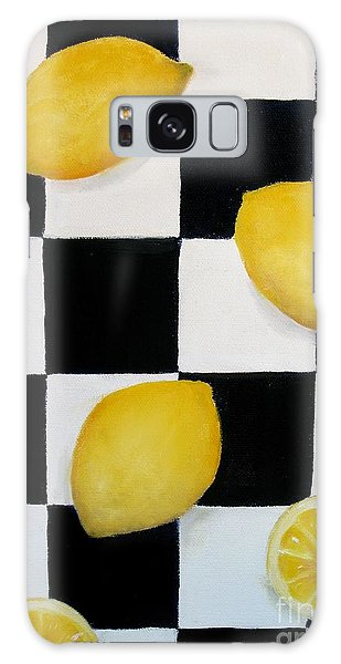 Lemons Galaxy Case by Carol Sweetwood