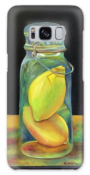 Lemons In Jar.  Sold Galaxy Case