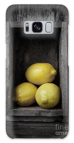 Lemons Still Life Galaxy Case
