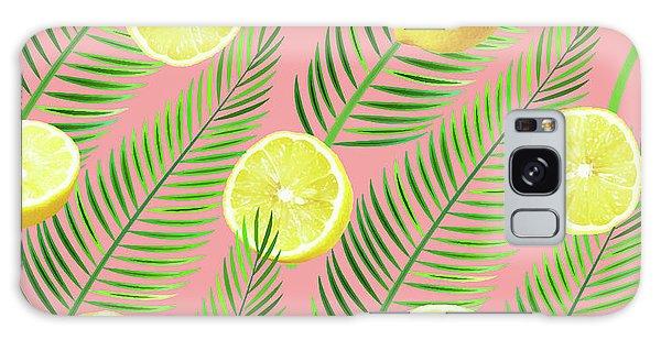 Lemons Galaxy Case by Uma Gokhale