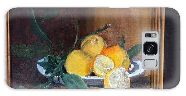 Lemons Waiting Galaxy Case