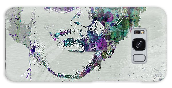 Rhythm And Blues Galaxy Case - Lenny Kravitz by Naxart Studio