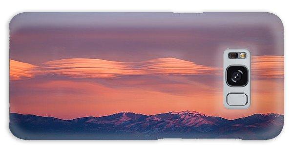 Lenticular Clouds Galaxy Case