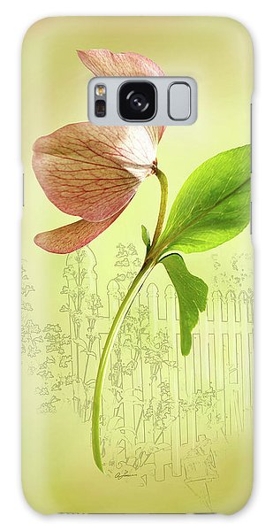 Lenton Rose 1 Galaxy Case