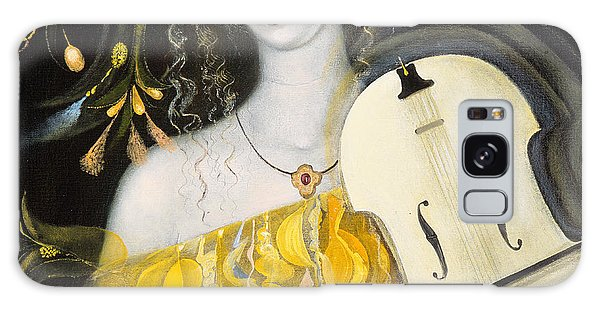 Violin Galaxy Case - Leo by Annael Anelia Pavlova