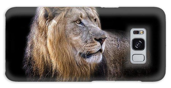 Leo Galaxy Case