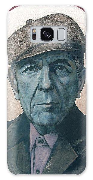 Leonard Cohen Galaxy Case