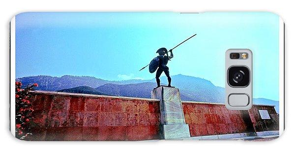 Leonidas At Thermopylae Ver 7 Galaxy Case