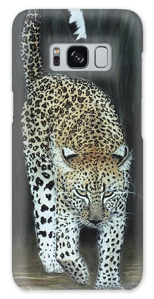 Leopard Galaxy Case