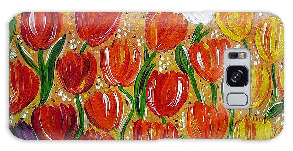 Les Tulipes - The Tulips Galaxy Case