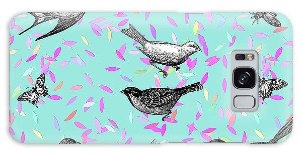 Let It Fly Galaxy Case by Gloria Sanchez