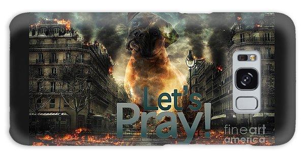 Let Us Pray-2 Galaxy Case
