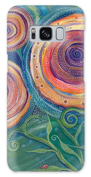 Be The Light Galaxy Case by Tanielle Childers