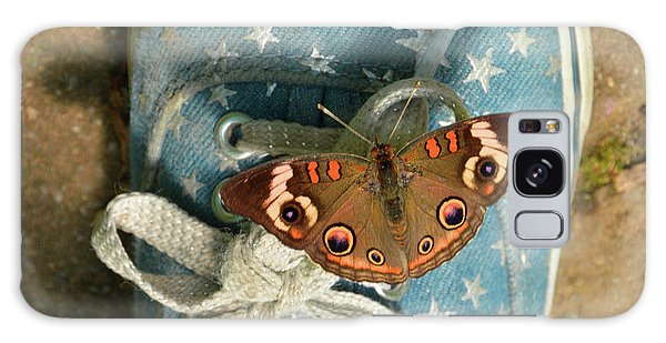 Let Your Spirit Fly Free- Butterfly Nature Art Galaxy Case