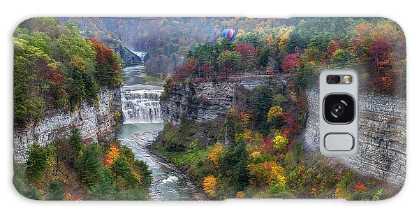 Letchworth Middle Falls Galaxy Case