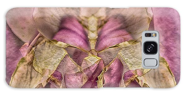 Lether Butterfly Or Not Galaxy Case