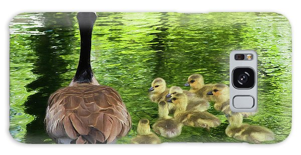 Gosling Galaxy Case - Let's Go Kids by Donna Kennedy