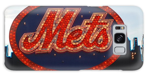 New York Mets Galaxy Case - Lets Go Mets by Richard Bryce and Family