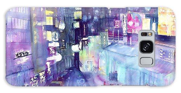 Chinatown New York Galaxy Case