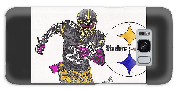 Le'veon Bell 2 Galaxy Case by Jeremiah Colley