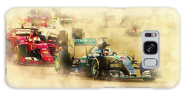 Lewis Hamilton Leads Again Galaxy Case