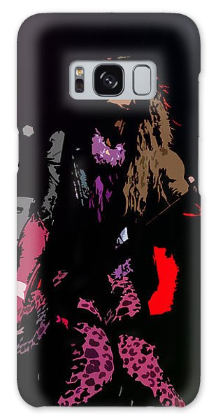 Glam Rock Galaxy Case - Lexxi Foxx - Steel Panther by Suilean Dubha