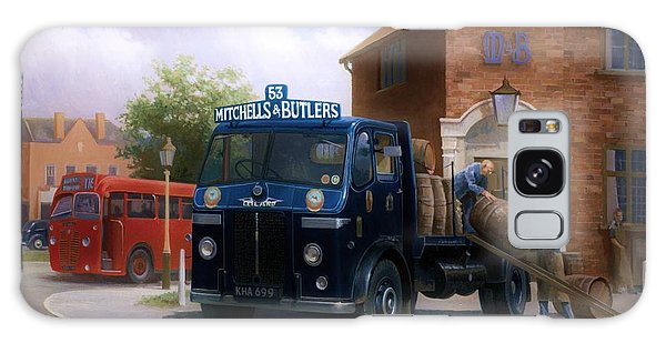 Leyland Dray Mitchell's And Butlers Galaxy Case
