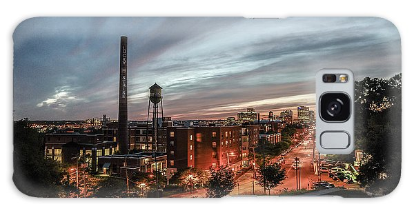 Libby Hill Post Sunset Galaxy Case