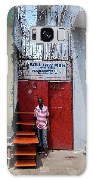 Liberian Lawyer Galaxy Case